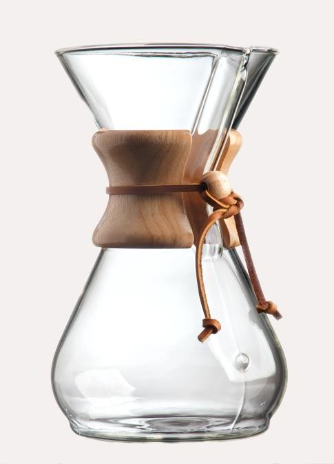 Кемекс на 8 чашек от torrefacto