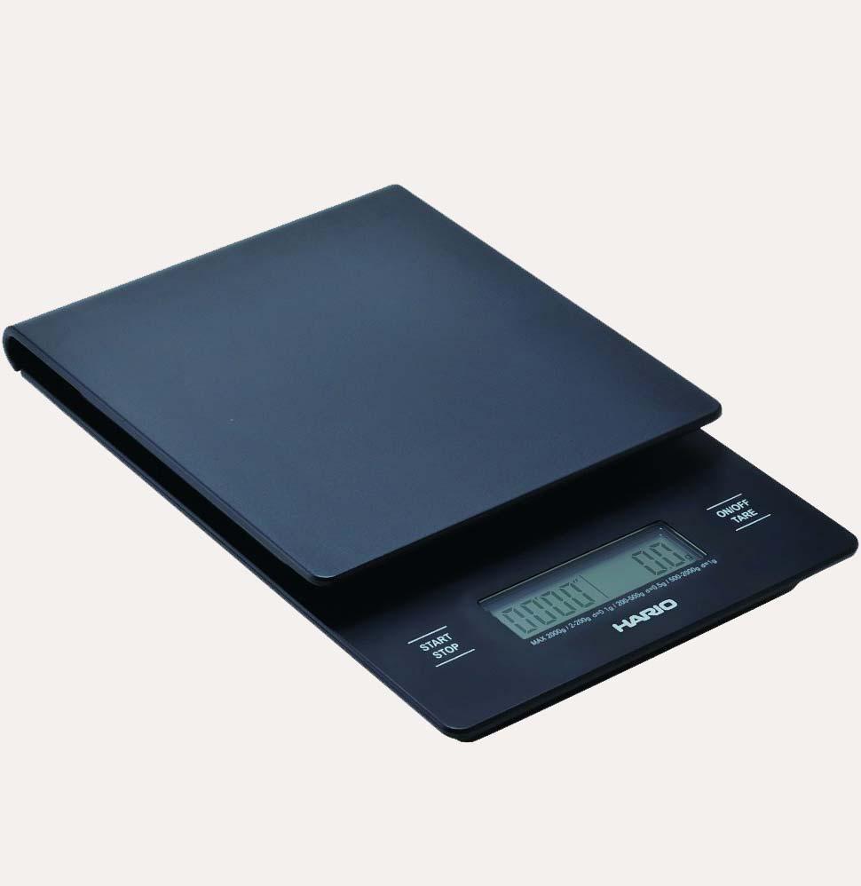 Весы с таймером Hario V60 Drip Scale от torrefacto