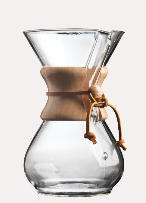 Кемекс на 6 чашек от torrefacto