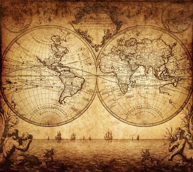Карта мира – блог обжарщиков Torrefacto