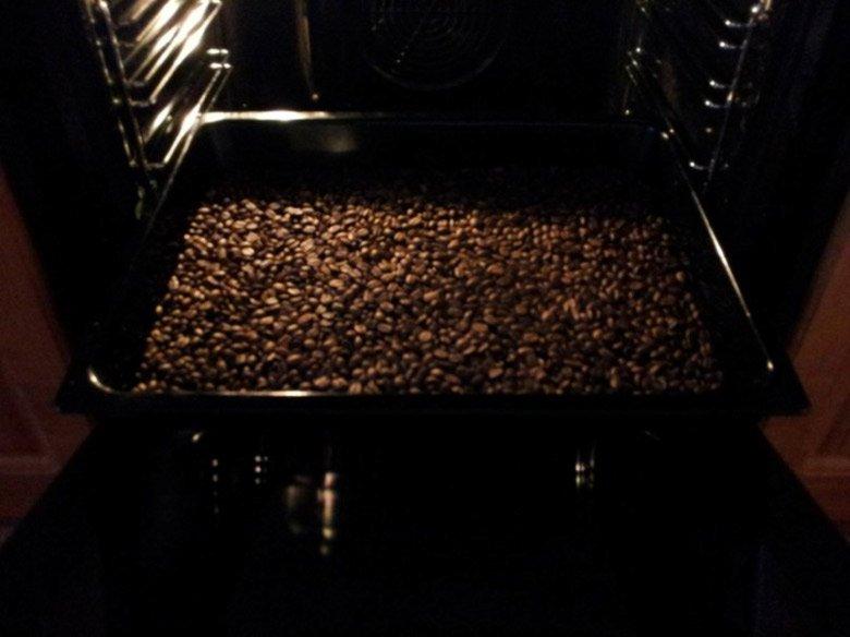 Обжарка кофе в духовке – блог обжарщиков Torrefacto