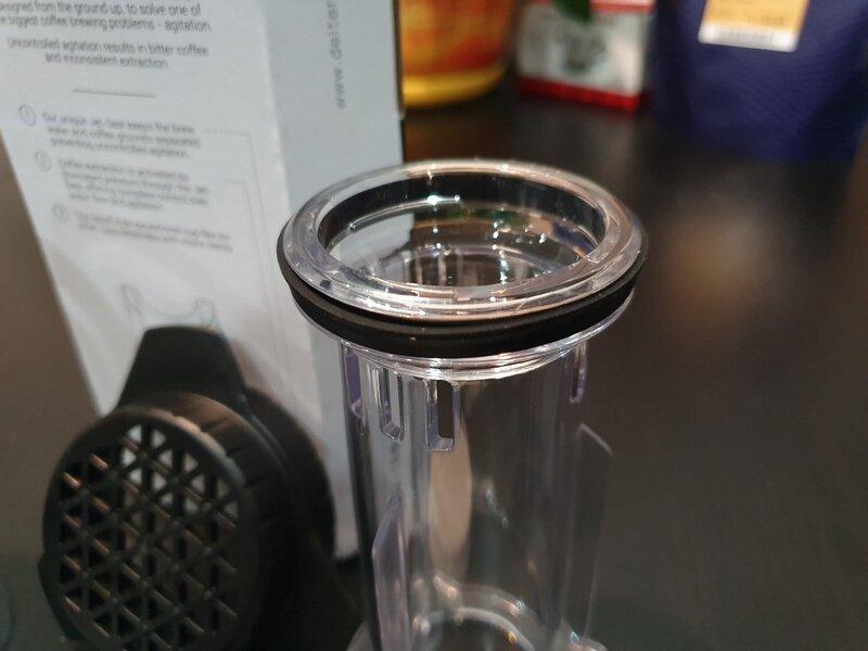 Delter Coffee Press — новая кофеварка из Австралии