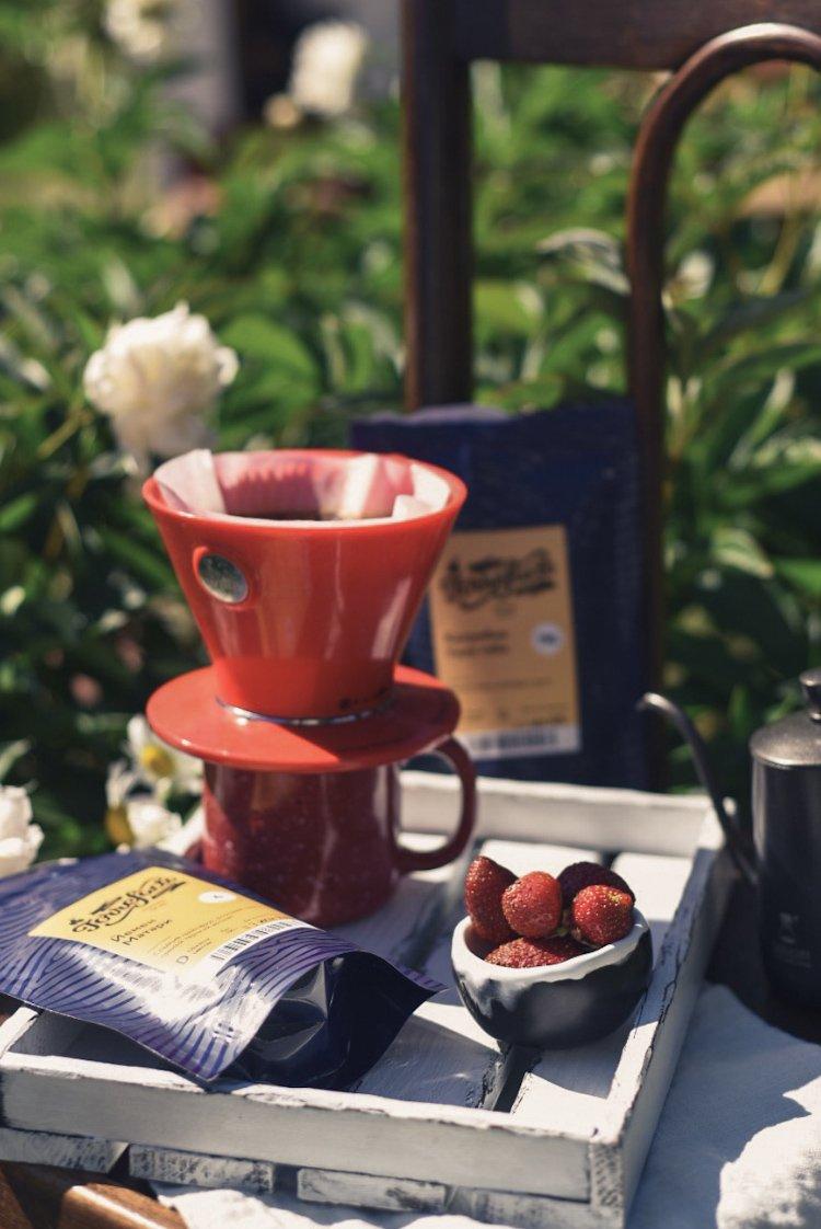 Готовим кофе в иммерсии