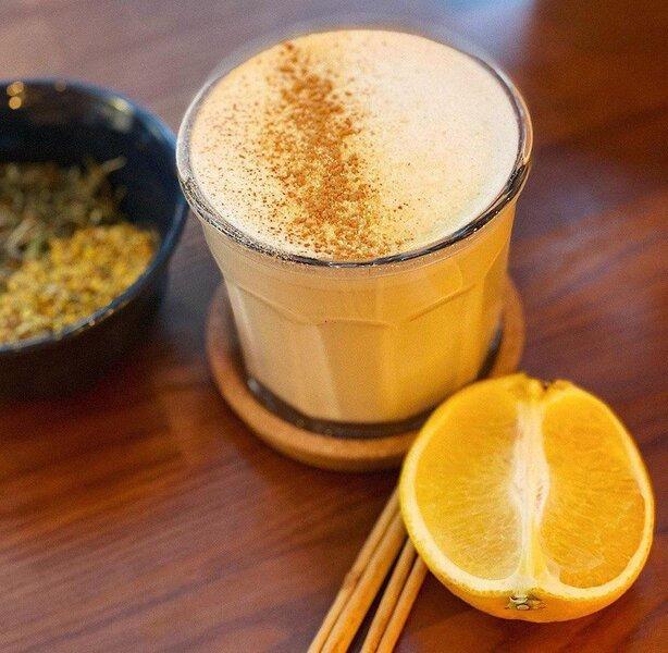 Раф-кофе: история и рецепт кофе со сливками