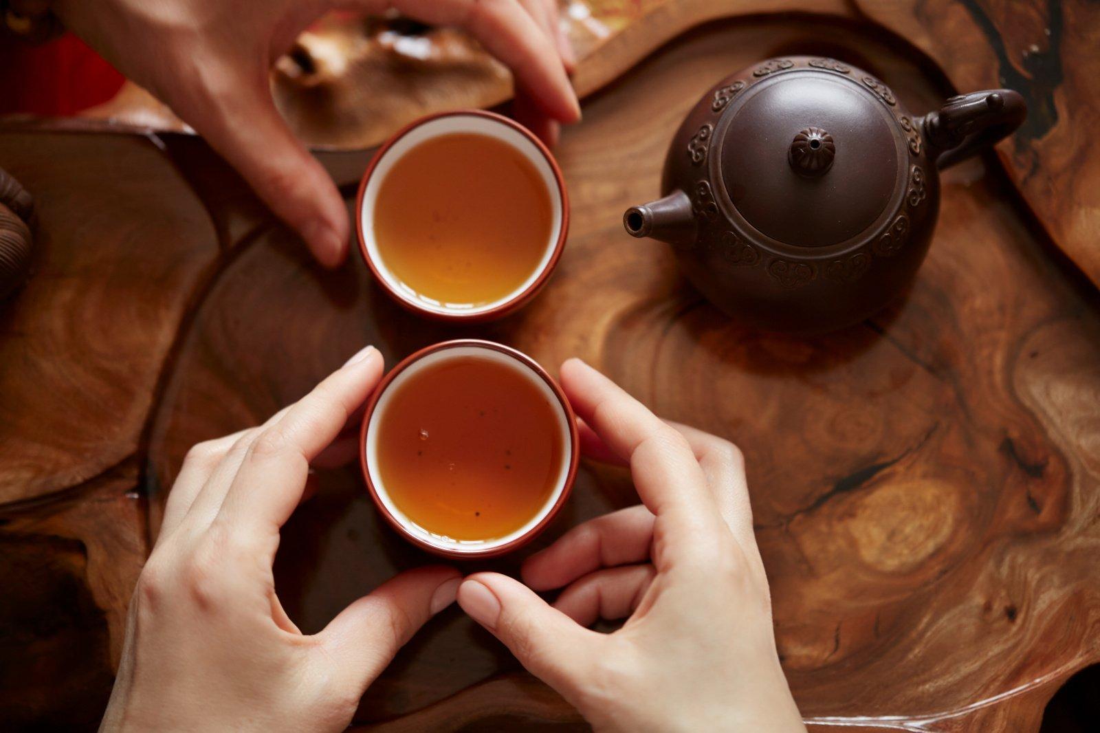 Три кита хорошего чая в вашей чашке