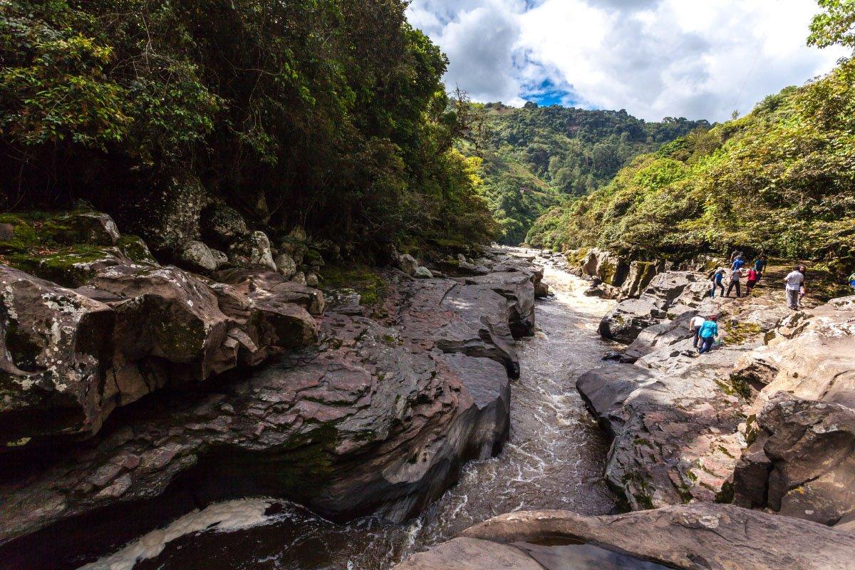 Колумбия Уила Гуаманга