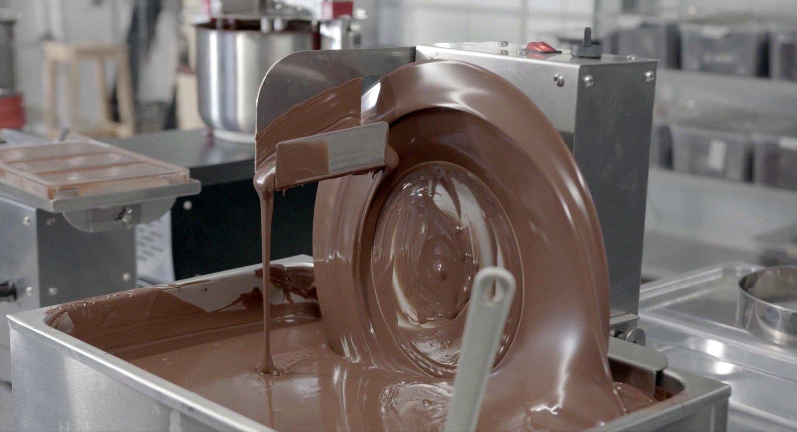Шоколад. Новости и планы по ассортименту