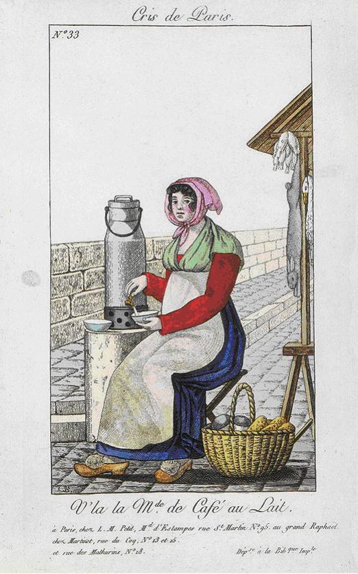 Как кофе появился во Франции и зачем Наполеон оставил свою треуголку в кофейне?