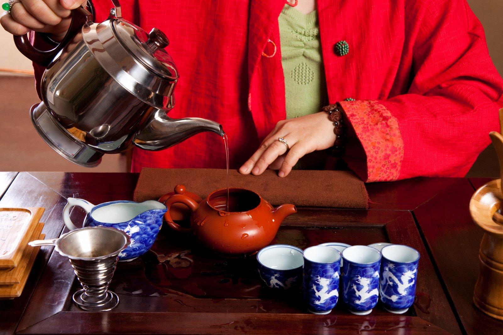 Как выбрать воду для чая? Часть 1