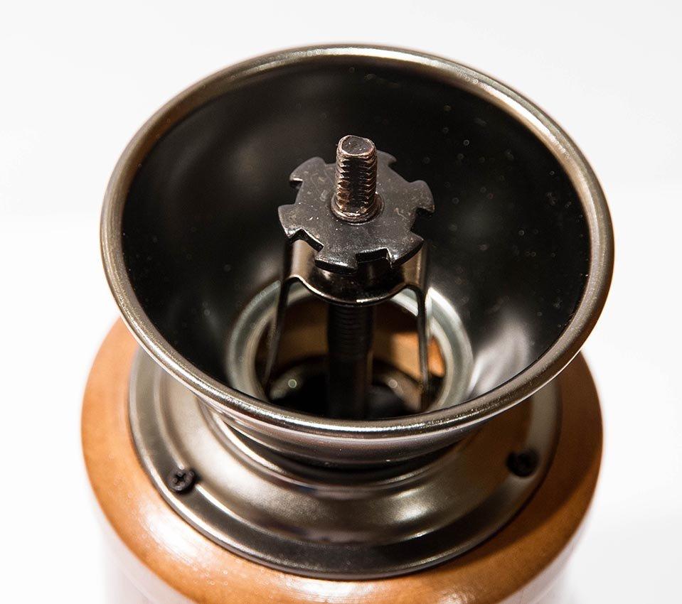Инструкция ручная кофемолка
