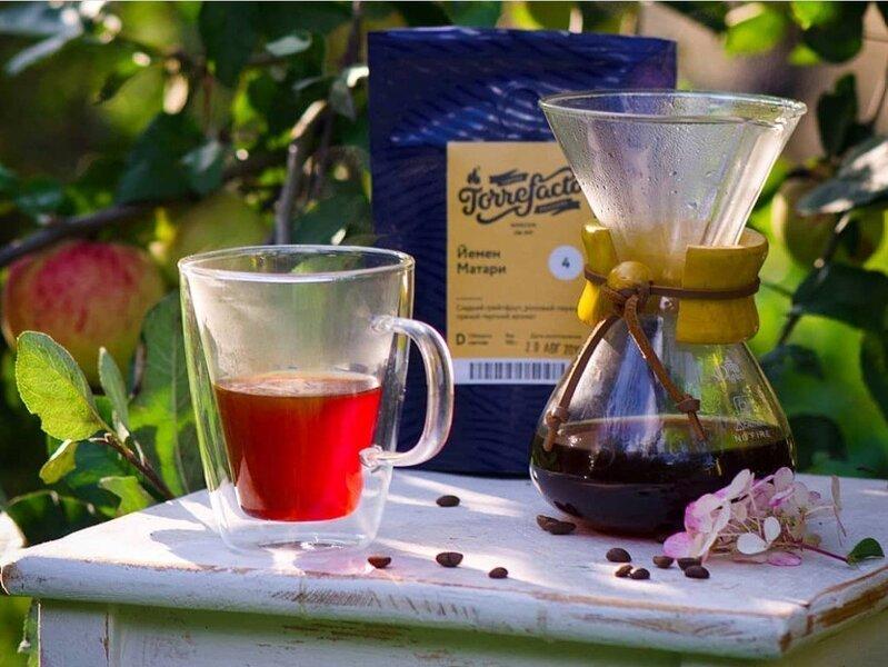 Откуда в кофе фрукты и карамель?