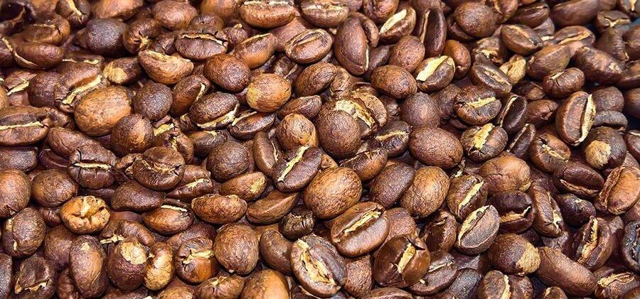 жарим кофе пермь