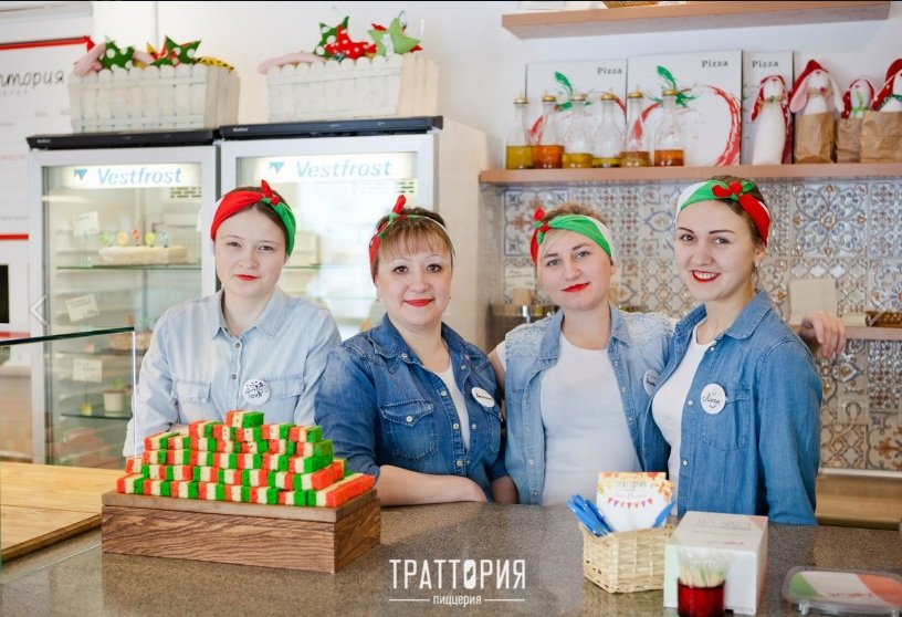 фото Сеть ресторанов Positive Eating:  Pastamama и Траттория